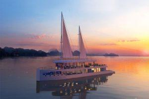 Jade Sail Halong